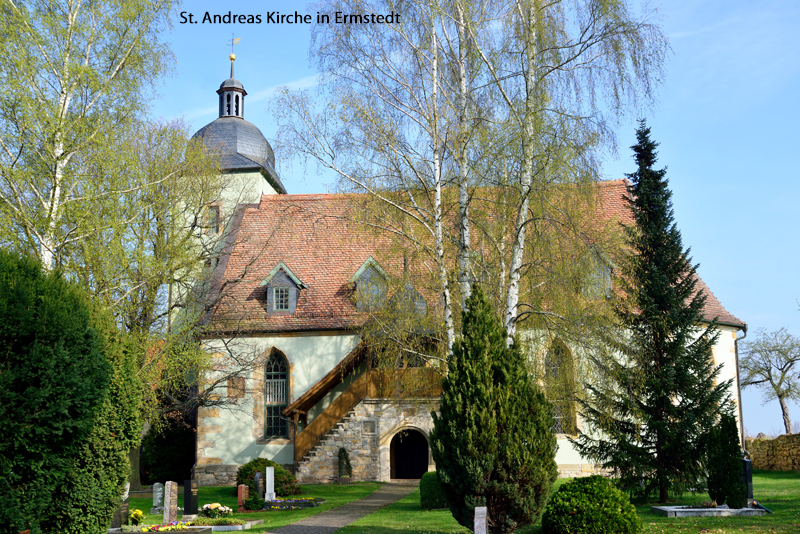 St. Andreas Kirche zu Ermstedt